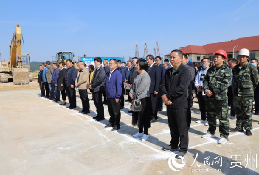 修文政府助力东仪医疗生产线技改扩能建设项目加速落地